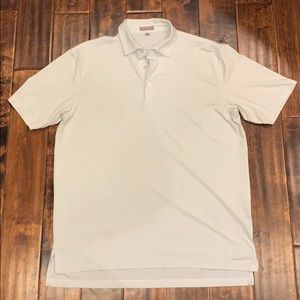 Peter Miller Summer Comfort Mens Polo Shirt Sz L